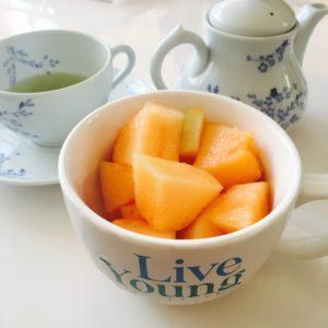 cantaloupe - Live Young Lifestyle