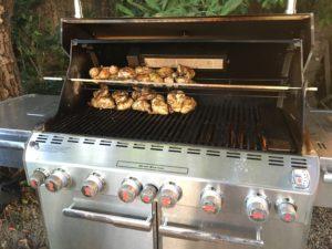BBQ chicken- LiveYoungLifestyle.com
